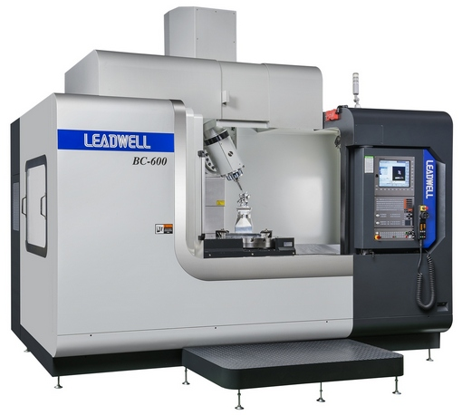 Leadwell V22i Machining Center